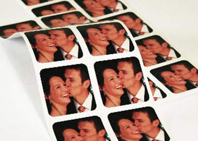 Label Daddy Photo Stickers
