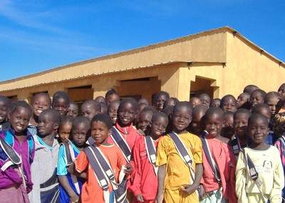 OmniPeace/Kitson Primary School in Senegal, Africa