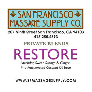 Restore Massage Oil