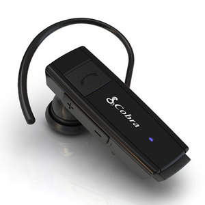 Cobra Premium Bluetooth(R) Headset