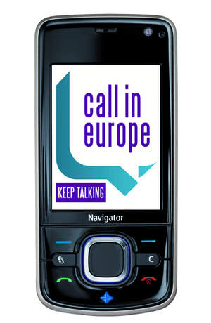 Call in Europe cell phone solution