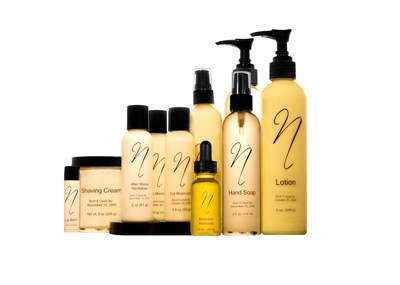100% Natural, No Parabens, No Alcohols