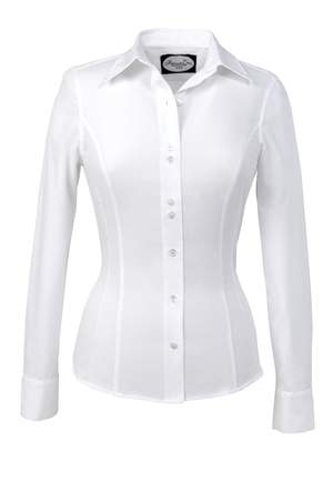 Rebecca & Drew Classic Button Front Shirt