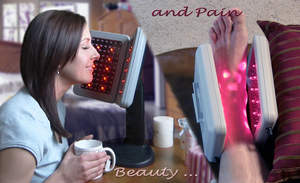 DPL Therapy System for Beauty and Pain