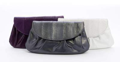 CLARA CLUTCHES BY ONE OCTOBER