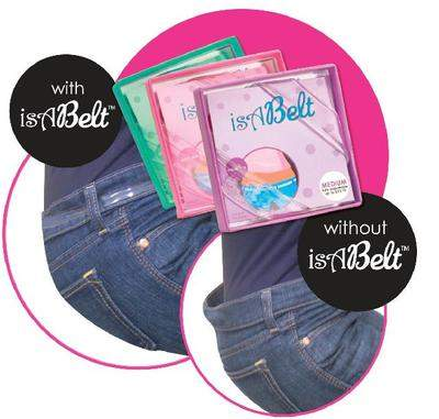 isABelt solves Back Gap, belt bulk and slippage