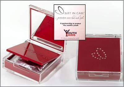 YouthAIDS Red Intimacy Compact