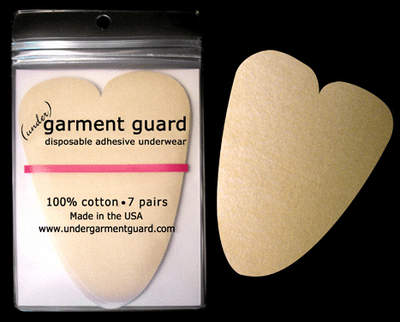 (under)Garment Guard in beige