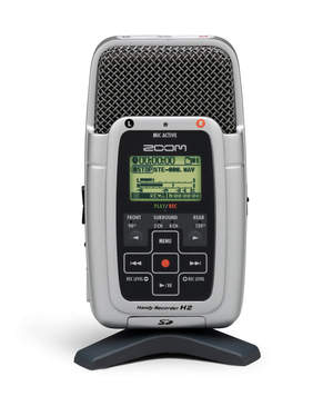 Zoom H2 Handy Recorder