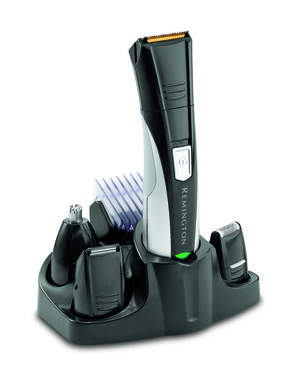 Remington's PG-350, a 7-in-1 personal groomer