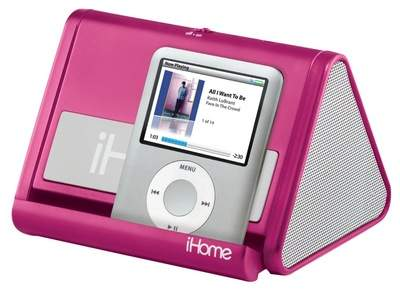 Perfect for Valentine's Day: the iHM3 by iHome Audio
