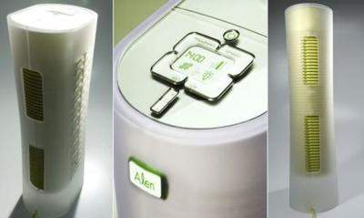 PARALDA Eco-friendly Air Purifier