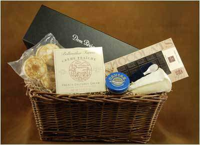 Be My Baby Gift Basket