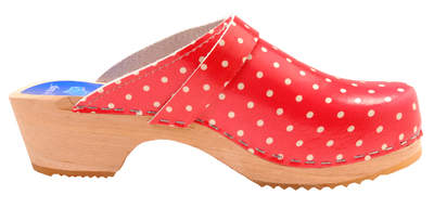 Cape Clogs' Rasatazz clog for women and children