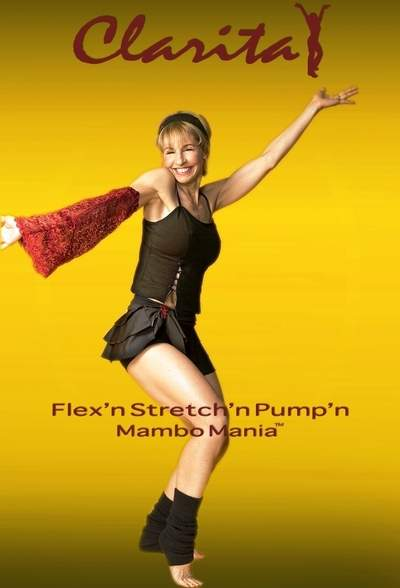 Flex'n, Stretch'n, Pump'n Mambo Mania DVD