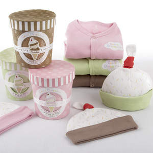 Layette Gifts Sets - Designed to Satisfy Your Sweet Tooth