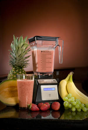 Black Blendtec Total Blender