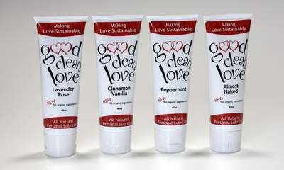 Organic Personal Lubricants
