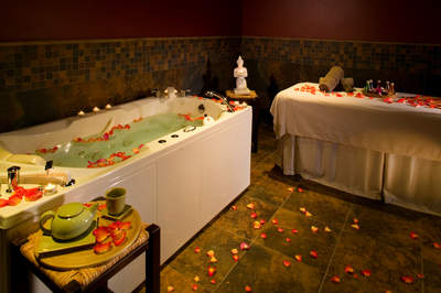 Skinsational Skin and Body Spa's Treatment Room