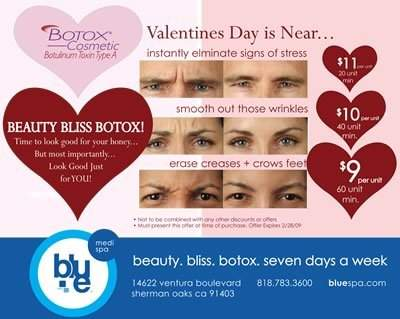 Beauty Bliss Botox At Blue Medi Spa
