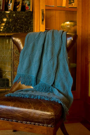 www.Wild-Wool.com wrap/throw