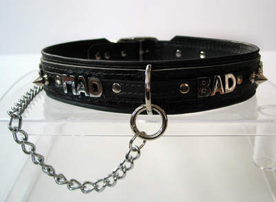 Mad.Bad. Caserta Pets Dog Collar