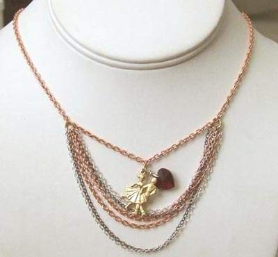 Lover's Dance Necklace