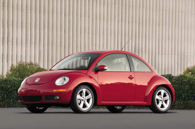 Salsa Red New Beetle