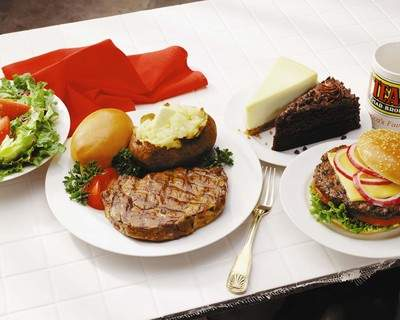 Romantic Valentine's Dinner Option from Steak-Out Char-Broiled Delivery