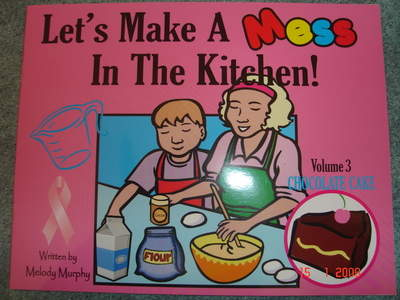 Lets Make a Mess in The Kitchen Vol 3