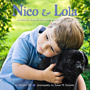 Nico & Lola, Kindness shared between a boy and a dog.