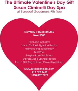 Susan Ciminelli's Valentine's Day Package Special