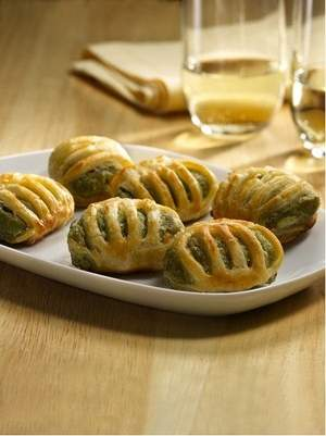 Cheese & Spinach Pillsbury Savorings