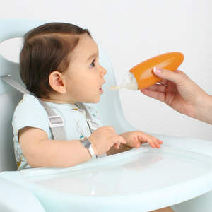 Squirt Baby Food Dispensing Spoon