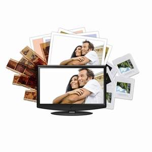 Enjoy old photos and home movies on DVD