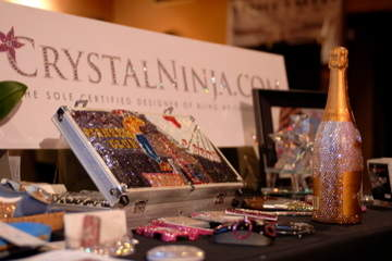 Crystallized Products and Bling Poker Case, Photo: www.inniscaseyphoto.com