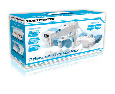 Thrustmaster: T-Wireless Precision Pack NW