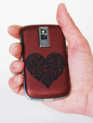 Personalize your phone with a laser-engraved Coveroo!