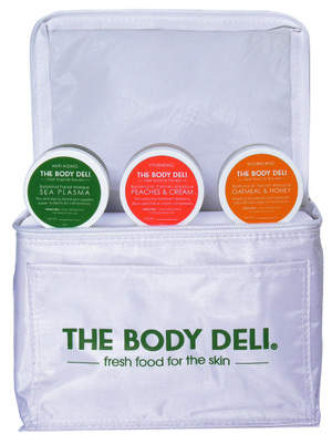 The Body Deli's Masque Kit Set #1: