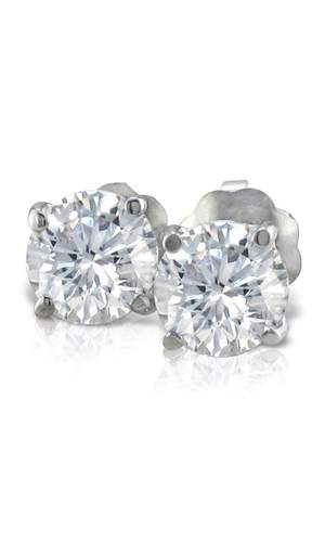 Diamond Studs are a girls best friend!