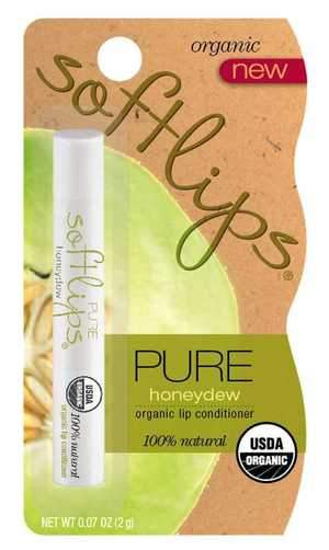 Softlips PURE Lip Conditioner -Honeydew Flavor
