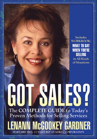 Got Sales? book cover