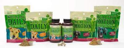GreenDog Naturals Comprehensive K9 Supplements