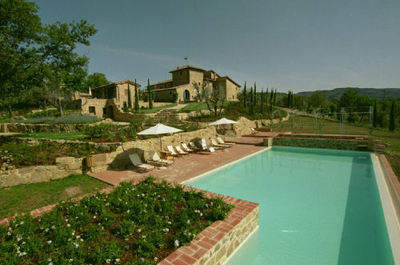 Tuscany holiday vacation resort