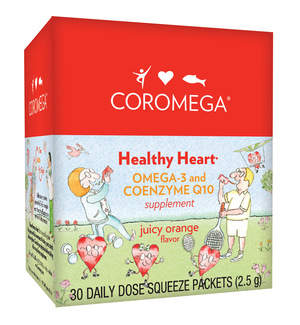 Coromega Healthy Heart