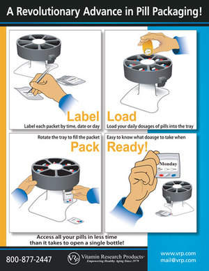 Organize your vitamins!