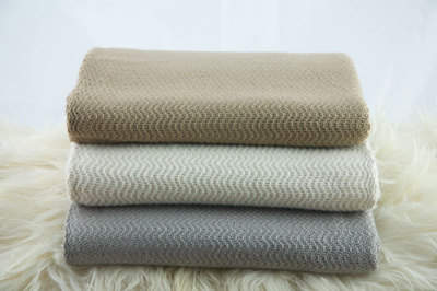 CheekyLiving - Herringbone Throws
