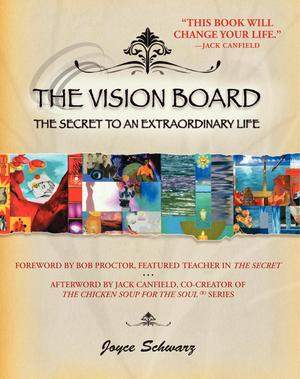 The Vision Board book by Joyce Schwarz is the perfect Mother's Day gift to inspire the women you know to live the life of their dreams!
