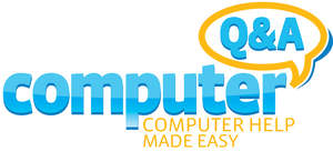 Computer Q&A--computer help made easy