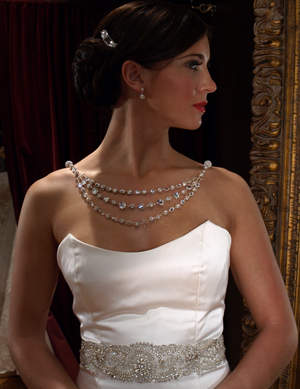 Victoria Sdoukos Couture Jewels' Necklace